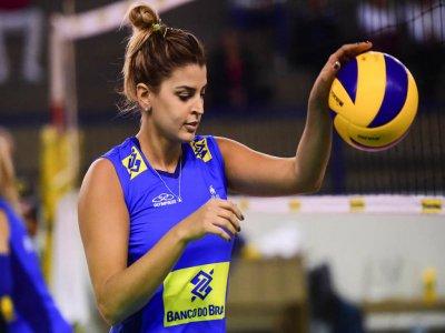 Mari Paraíba é cortada de seleção de vôlei que disputará Olimpíadas