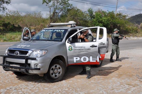 Sai edital para Concurso da PM com para nível médio com 4 mil e 200 vagas no Ceará