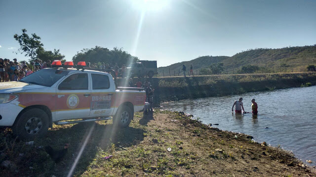 Homem morre afogado na Zona Rural da Cidade de Cajazeiras