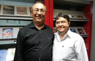 Poeta Paulistense Geraldo Alves lança livro em Cuiabá/MT