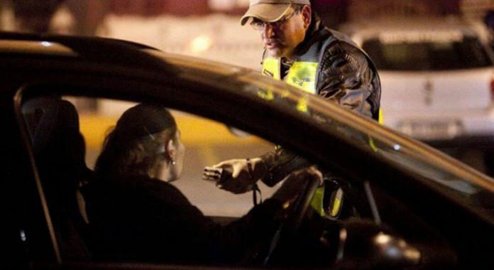 Multa por embriaguez ao volante ficará 53% mais cara a partir do dia 1º de Novembro