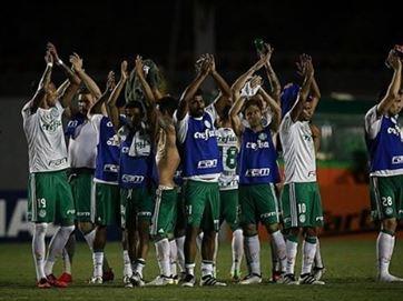 Palmeiras vence e abre vantagem de 4 pontos para o Flamengo no Brasileirão