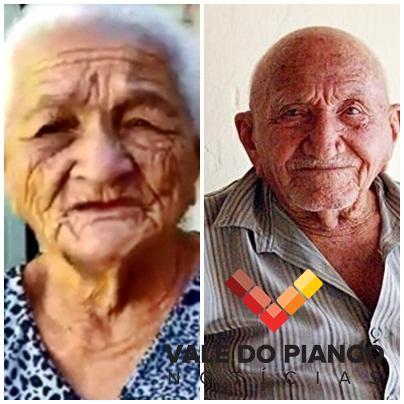 Dois idosos, que somadas as idades tinham quase 200 anos, morrem em Conceição/PB