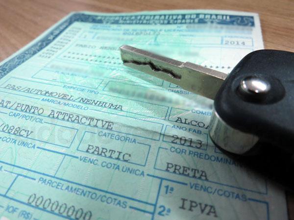 Consulta ao valor do IPVA 2017 da Paraíba é liberada na internet