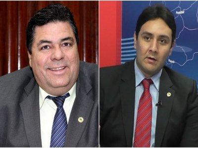 Antônio Mineral e Jullys Roberto assumem hoje mandato definitivo na Assembleia Legislativa