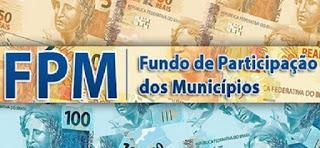 Veja quanto Paulista/PB recebeu em recursos do FPM nesta Segunda-feira