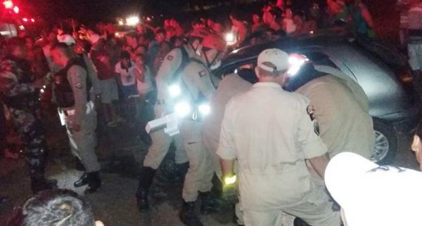Colisão envolvendo dois veículos na BR-230 deixa vários feridos em Patos