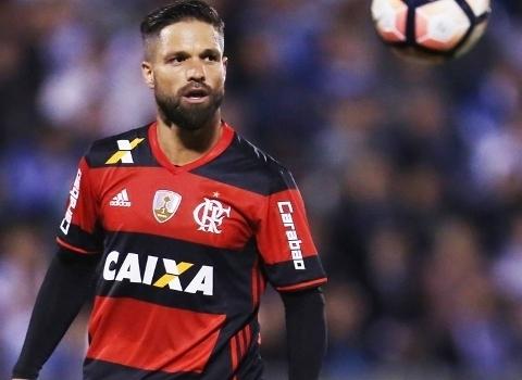 Ausência de Diego deve fazer Flamengo mudar a maneira de jogar