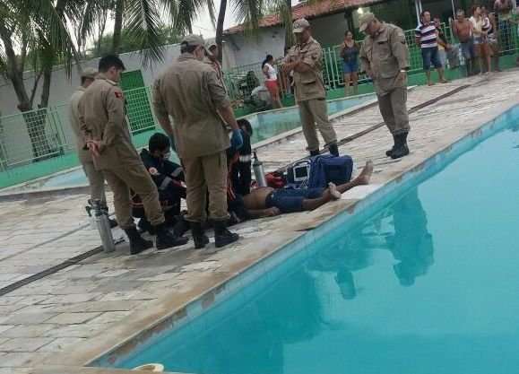 Homem morre afogado na tarde deste domingo em Patos; Veja!