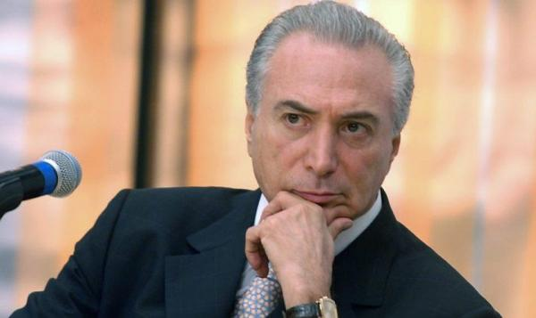Dono da JBS gravou Temer dando aval para comprar silêncio de Eduardo Cunha diz jornal