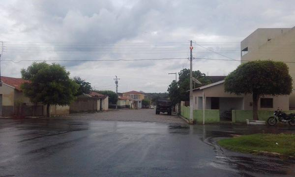 Chove 120 mm na Cidade de Riacho dos Cavalos na Paraíba