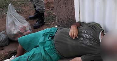 Homem é achado morto em Parque de Vaquejada na Paraíba