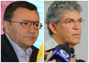 """""""Ricardo Coutinho está à altura da disputa"""", diz presidente nacional do PSB em debate sobre eleições diretas"""