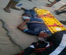 Homem morre em colisão frontal de motos em São Bento, no Sertão da Paraíba
