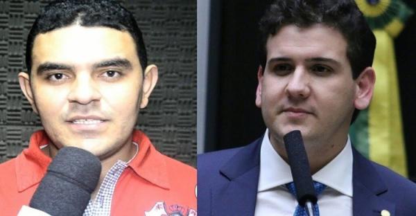 """Radialista de Cajazeiras rebate deputado federal ao defender Temer e travam 'briga' em grupo de Whatsapp: """"Não tem voto pra encher um fusca"""""""