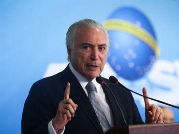 Maranhão, Lira e Senadores do PMDB reafirmam apoio a Temer durante reunião