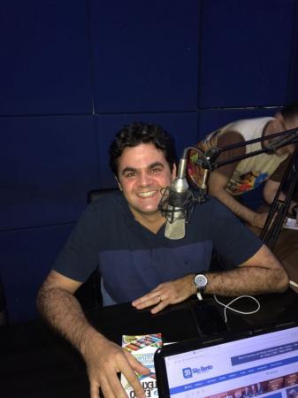 Prefeito Dr Jarques Lúcio divulga atrações do Arraiá Balançando a Rede e Expotêxtil 2017