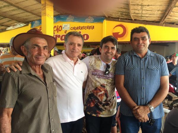 Cidade de Paulista realizou a 6º Cavalgada Cultural neste Domingo