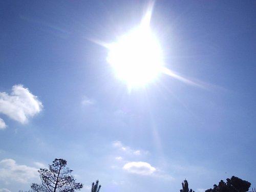 Aesa prevê temperatura de 34º C no Alto Sertão para a terça-feira; Confira Previsão!