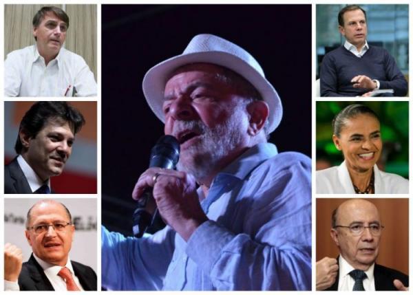 Quem será o próximo presidente do Brasil? Veja quem são os nomes hoje!