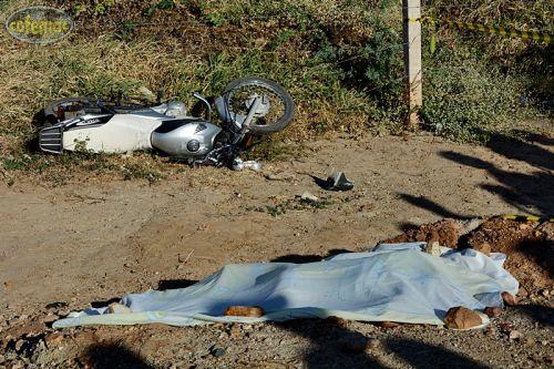 Grave acidente deixa saldo de uma Vitima fatal nesta Segunda-feira