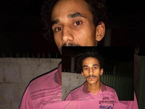Fugitivo da justiça é preso por força de mandado de prisão, no Sertão da Paraíba; Veja!