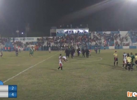 Nacional de Patos/PB vence o São Paulo Crystal e garante vaga na 1ª divisão do Campeonato Paraibano em 2018; Confira!