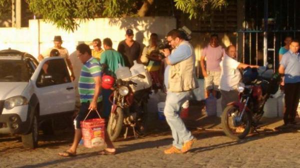 Seca só piora em São Bento/PB e Alunos estão sem aulas na Cidade