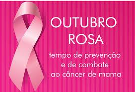 Outubro Rosa inicia Campanha alertando para Câncer de mama