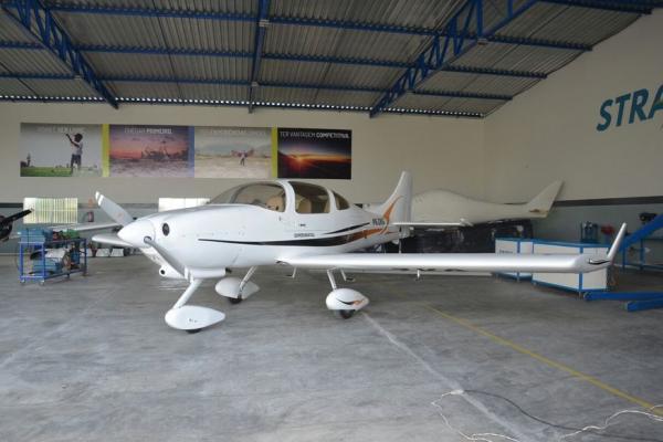Voo do primeiro avião fabricado na Paraíba será nesta Terça Feira dia 10