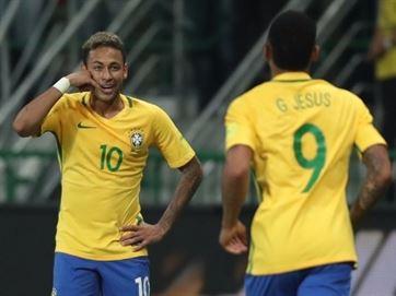 Seleção Brasileira vence por 3 a 0 e tira o Chile da Copa do Mundo
