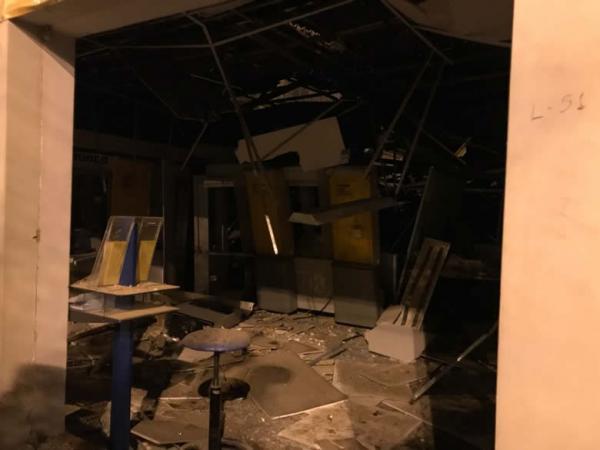 Bando fortemente armado explode e assalta agência do Banco do Brasil, em São José de Piranhas