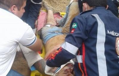 Vítima de acidente na zona rural de Jericó da entrada já sem vida no HR de Pombal