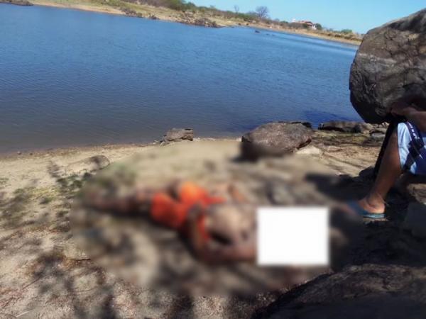 Adolescente morre afogado em açude de Cajazeiras quando tomava banho com irmãos