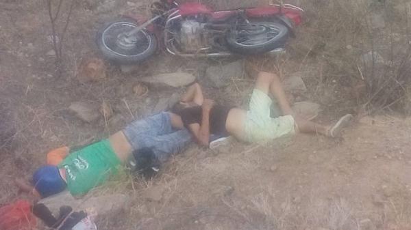 Acidente próximo a Matureia/PB deixa Pai e Filho mortos; Confira!