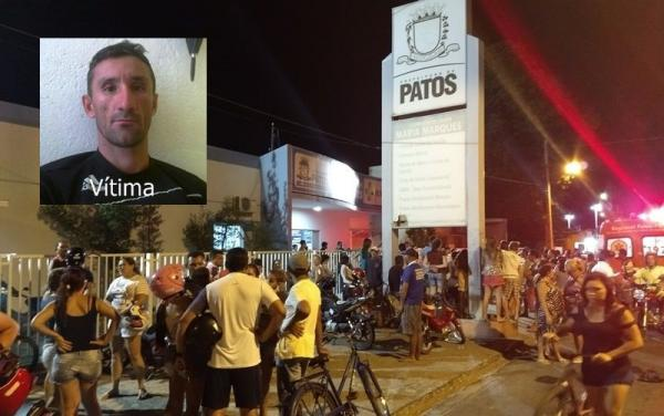 Motivação de assassinato de funcionário público pode ter sido passional em Patos