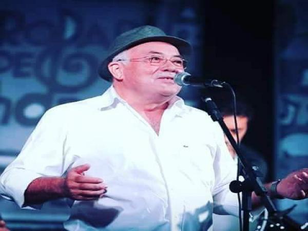Morre no Rio, de infarto, cantor e compositor de forró Chico Salles, natural de Sousa/PB