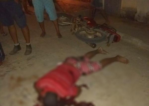 Ex-presidiário é assassinado a tiros em São Mamede na PB