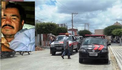 Empresário é assassinado a tiros no Seridó da Paraíba e a festa junina foi Cancelada