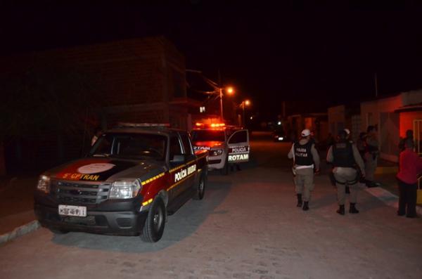 Idoso de 80 anos é morto a tiros na cidade de Uiraúna