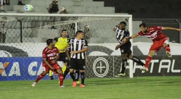 Treze perde para o CRB em jogo apertado pela Copa do Nordeste