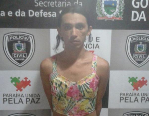 GTE da Polícia Civil de Catolé do Rocha prende Paola Bracho acusada de aliciar e ameaçar menores