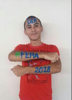 Jovem Paulistense foi aprovado em 2ª lugar em Direito na UFCG