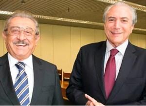 """Maranhão se reúne com Temer: """"Ele acredita na força do meu nome"""""""