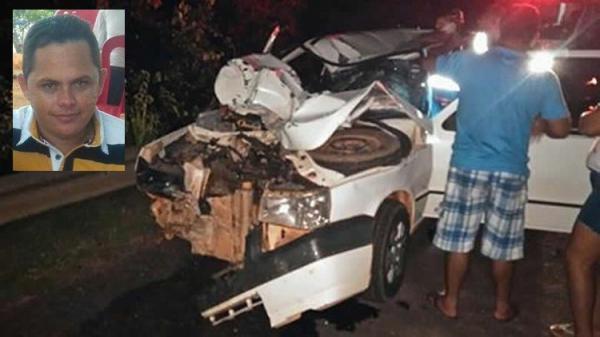 Vendedor de São José de Piranhas morre em grave acidente no Tocantins; outras três pessoas ficaram feridas