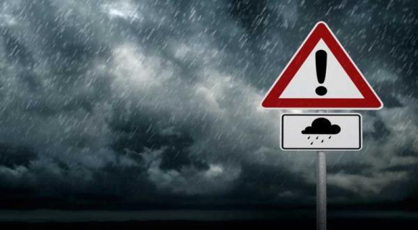 Paulista e Vários de municípios da Paraíba estão em alerta de perigo por fortes chuvas