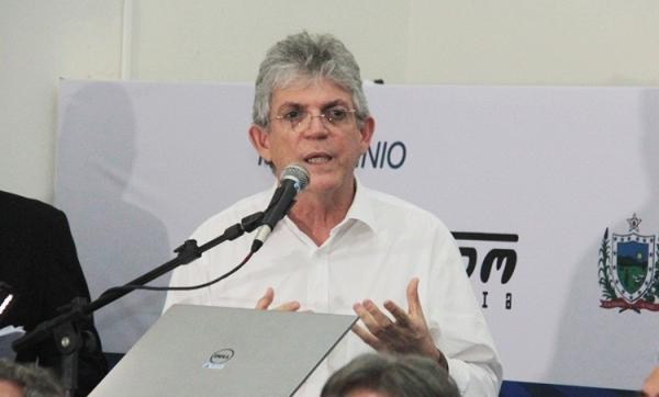 Governador da PB deve anunciar hoje novo pacote de obras e investimentos de R$ 200 milhões