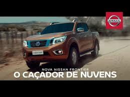 Nova Nissan Frontier | O Caçador de Nuvens