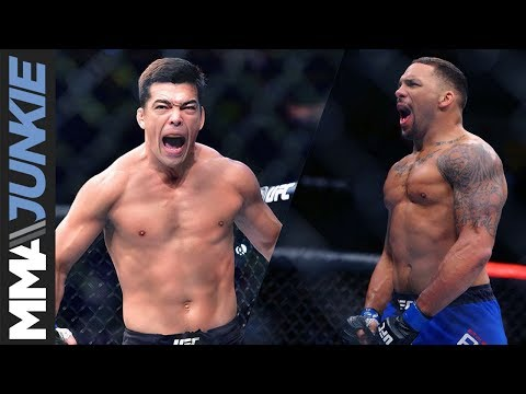 Lyoto Machida vs Eryk Anders Full Fight